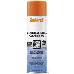 STAINLESS STEEL CLEANER FG