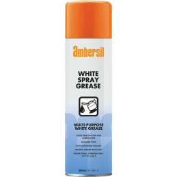 White Spray Grease