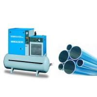 Sprężąrki , instalacje sprężonego powietrza